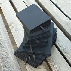 Купить товарТенденция Канцелярские ИСКУССТВЕННАЯ Кожа Nobal Черный Блокнот…