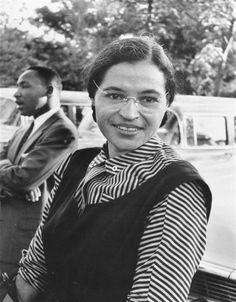 1. Rosa Parks