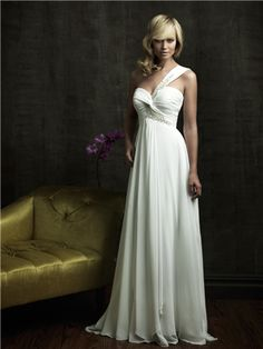 House of Brides - Far and Away by Allure - Wedding Dress - STYLE - 950