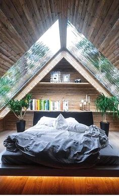 5 free DIY Tiny House plans to help you live the small and happy life # . 5 free DIY Tiny House plans to help you lead a small and happy life # tiny house , 5 Free DIY Tiny House Plans to Help You L. Dream Rooms, Dream Bedroom, Dream Bathrooms, Small Room Bedroom, Bed Room, Master Bedroom, Modern Bedroom, A Frame Bedroom, Contemporary Bedroom