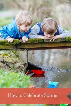Simple and fun ways to celebrate the Spring Equinox, including fun ideas for kids and families | Spring |Green Living |Spring Equinox