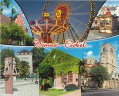 Postcrossing Postcard received February 2015 from Wanne-Eickel, Germany.
