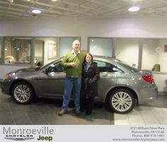 #HappyBirthday to Gerald Shrum from Wayne Livingston at Monroeville Chrysler Jeep!