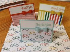 """Schoolhouse DSP from Stampin Up! Measurements Card Base 8 1/2"""" x 5"""" Whisper White Layer 5 1/4"""" x 4"""" DSP Layer 5"""" x 2 1/2"""""""