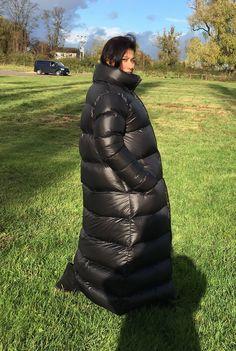 https://flic.kr/p/R2h2dd | Bengal Down Clothing custom overfilled oversize 'Sha' Down coat puffy coat
