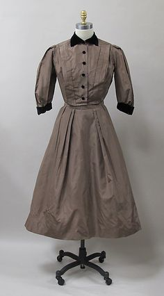 Charles James | Dress | American | The Met