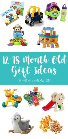 10 awesome gift ideas for 12 18 month old toddlers books cars