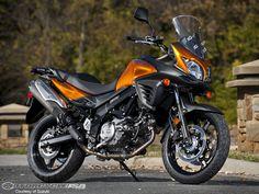 2012 Suzuki V-Strom 650 Adventure…..someday