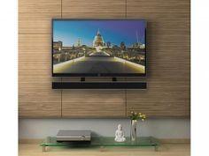 B-Tech Universal feste for Soundbars Flat Screen, Tv, Photo Illustration, Flat Screen Display, Flatscreen, Tvs, Dish Display, Television Set, Television