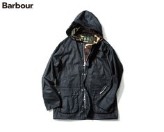 SOPHNET. | PRODUCT | BARBOUR HOODED BEDALE SL