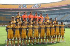 @CLUB TIGRES se tomó la foto oficial del Apertura 2012.