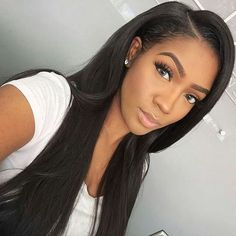 8a Premium Hair Weave Brazilian Bundles Straight Hairstylessew In
