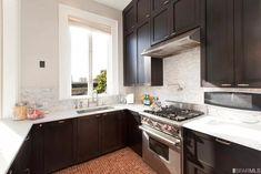 2115 Bush St, San Francisco, CA 94115 | MLS #485364 | Zillow Kitchen Decor, San Francisco, Kitchen Cabinets, Home Decor, Decoration Home, Room Decor, Cabinets, Home Interior Design, Dressers