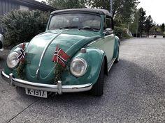 Beetle Bug, Vw Beetles, Cute Cars, Convertible, Volkswagen, Antique Cars, Vw Bugs, Norway, Pastel