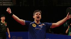 TIMO BOLL KNOCKS OUT MA LONG, WORLD NUMBER 1 AT LIEBHERR 2017