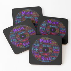 Beer Mugs, Coffee Mugs, Diy Projects For Bedroom, Cat Sitting, Pop Punk, Classic Rock, Coaster Set, Easy Drawings, Country Music