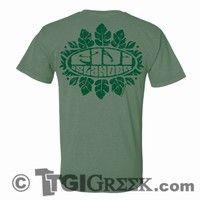 TGI Greek Tshirt - Phi Gamma Delta - Islander Shirt