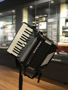 To be played in the German Harmonica and Accordion Museum in Trossingen #accordion