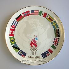 Other Hallmark Collectibles Atlanta Olympics, Different Sports, Show Jumping, Summer Olympics, Olympic Games, Event Design, Special Events, Vintage Items, Porcelain