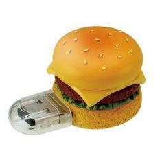 Memorias usb comida rápida