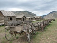 Old Trail Town - Cody, Wyoming