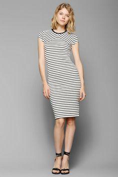 Silence + Noise Addison Bodycon Mini Dress $59 via Urban Outfitters