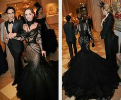 One of the most magnificent dresses I have ever seen in my life. I'm not sure anything could EVER top this. RUDOLOVE: Christina Ricci wearing Zac Posen at the 2011 Met Costume Gala Christina Ricci, Alexander Mcqueen Savage Beauty, Look 2018, Asos Fashion, Nerd Fashion, Fashion Finder, Ladies Fashion, High Fashion, Fashion Design