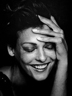 Linda Evangelista // everyday_i_show: photos by Peter Lindbergh