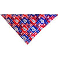 """Los Angeles Clippers Dog Bandana (Large fits neck 14-20"""") - http://www.thepuppy.org/los-angeles-clippers-dog-bandana-large-fits-neck-14-20/"""