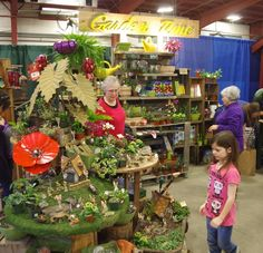 The Vermont Flower Show – Green Works, the Vermont Nursery and Landscape Association