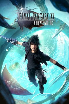 Help Noctis slay Monsters and defend your Empire in Final Fantasy XV: A New Empire!