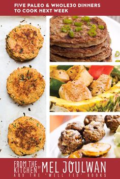 Have fun in the kitchen with fast, easy, crazy-good recipes like Cuban Meatballs, Piña Colada Chicken, Yuca Fries & more. Paleo Whole 30, Whole 30 Recipes, Paleo Dinner, Pina Colada, Eating Well, Food Hacks, Paleo Recipes, Fries, Nutrition