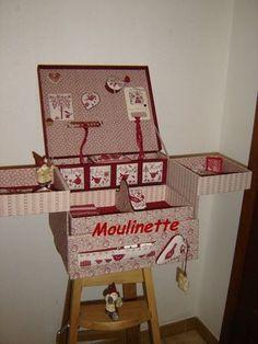 MON Atelier de brodeuse... - hobbies, passions et ventes