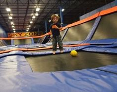 Sky Zone: Extreme Bouncing
