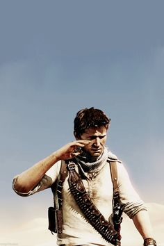 I love the uncharted games