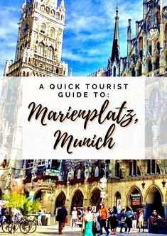 Marienplatz is a blend of old and new, with gothic halls and glass-fronted restaurants. See the square in this quick tourist guide to Marienplatz, Munich.