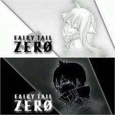 zervis fairy tail zero darkness and light zeref and mavis