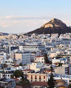 Καλημέρα και καλή εβδομάδα. Α και υπομονή Athens, San Francisco Skyline, Paris Skyline, Travel, Instagram, Viajes, Destinations, Traveling, Trips