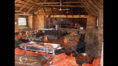 Dinokeng Accommodation and Function venue at Tshikwalo Game Lodge