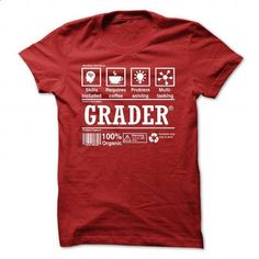 GRADER #hoodie #fashion. GET YOURS => https://www.sunfrog.com/Valentines/GRADER-Red-Guys.html?id=60505