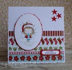 Sketch challenge for 52 Christmas Card Throwdown using Snow Festival dsp by Stampin Up Christmas Cards, Merry Christmas, Team Page, Paper Background, Beautiful Artwork, Watercolor Paper, Shades Of Blue, Card Stock, Stampin Up