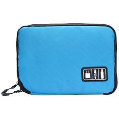 Travel Digital Accessories Bag - 2 Colors