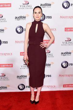 'Downton Abbey' Cast - Michelle Dockery