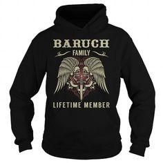 Cool BARUCH Last Name, Surname Tshirt Shirts & Tees