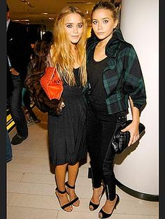 THE OLSEN TWINS ARE PROBABLY ONE OF THE MOST DIVERSE CELEBRITIES AS FAR AS FASHION GOES. NOT ONLY HAVE THEY CULTIVATED THEIR OWN STYLE BUT T...