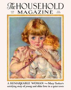 Винтажные обложки американских журналов: Дети . Обсуждение на LiveInternet - Российский Сервис Онлайн-Дневников