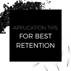 There are many variables which affect the bonding and retention of eyelash extensions. While many retention issues come down to poor aftercare, as a stylist you can encourage the longevity of your work by following these tips: CONTROL YOUR ENVIRONMENT It is far more affective to control the temperature and humidity in your lash space than it is to change your adhesive and speed for a variable environment.Monitor temp and humidity with a hygrometer and adjust where necessary with humi...