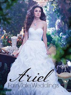 8 Wedding Dresses for Your Inner Disney Princess