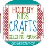 large assortment of crafts for kids, preschool crafts and holiday craft ideas. Expanding to include learning crafts and art lessons for mixed aged groups