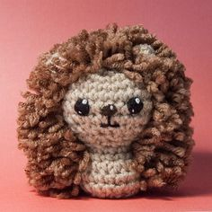 Thursday Handmade Love Week 56 Theme Hedgehogs Includes links to #free #crochet patterns